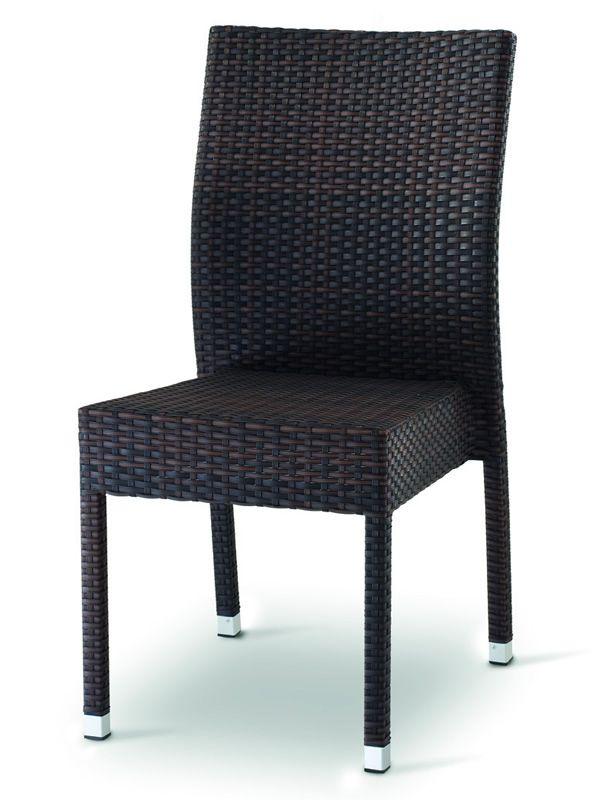 Tt5 per bar e ristoranti sedia da giardino di bar e - Sedia in rattan ...