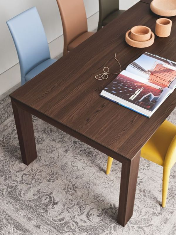 CS4069 XLL 180 Sigma Calligaris Wood Table Several