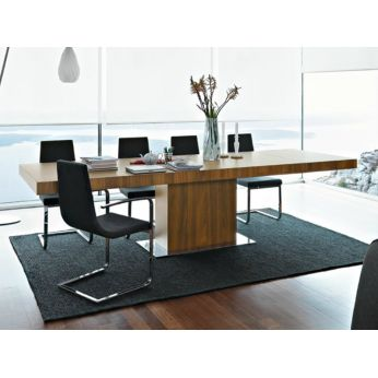 CS4039-R Park | Calligaris table Park, walnut colour