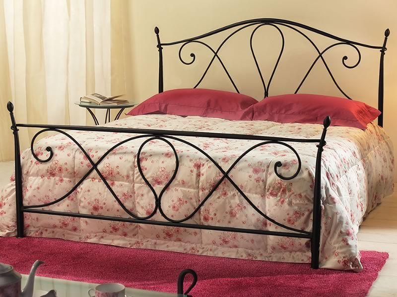 selene lit double en fer forg disponible en diff rentes. Black Bedroom Furniture Sets. Home Design Ideas