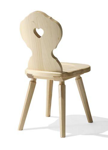 tc03 baby rustikaler stuhl f r die kinder sediarreda. Black Bedroom Furniture Sets. Home Design Ideas