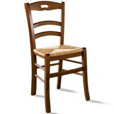 125 | Wooden chair with several seats available