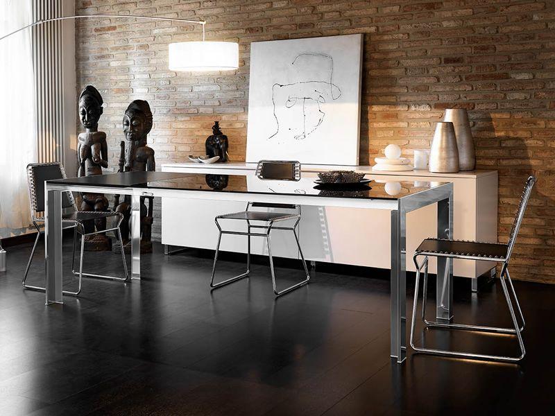 Nuda cu sedia design di midj in metallo e cuoio naturale for Sedie design opinioni