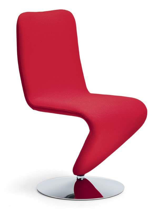 f12 chaise moderne et design. Black Bedroom Furniture Sets. Home Design Ideas