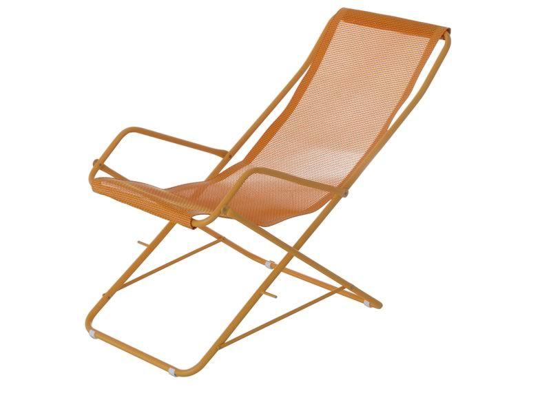 Bahama 170 sedia sdraio emu pieghevole disponibile in for Sedia sdraio
