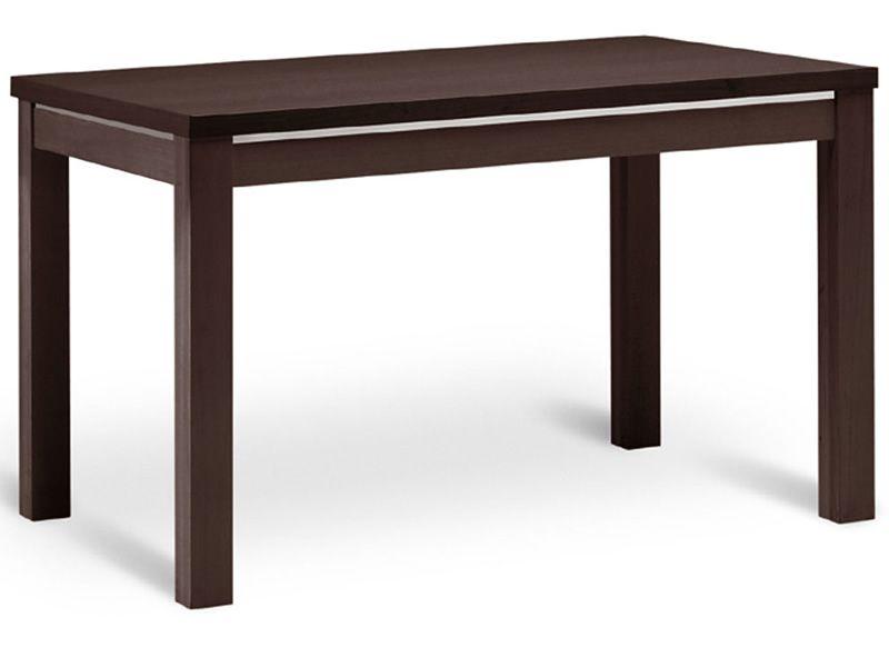 Ada 2 tavolo in legno 120x80 cm in weng for Tavolo 120x80