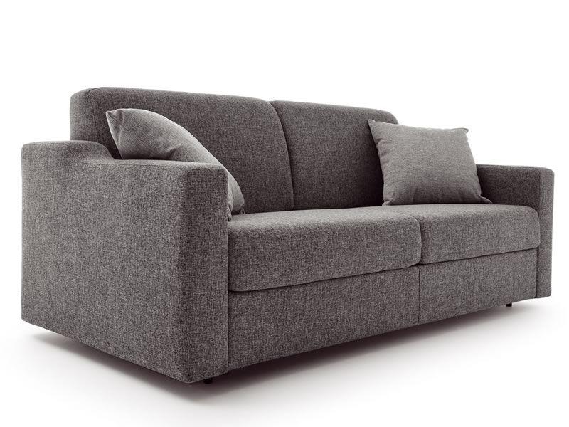Flipper divano letto moderno a 2 o 3 posti maxi sediarreda for Divano letto 4 posti