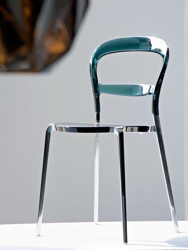 Cs1091 c wien sedia calligaris in alluminio e - Sedia wien calligaris ...