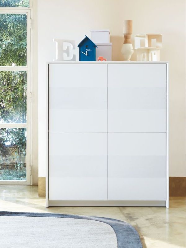 Cs6031 4 password mobile credenza calligaris per salotto e cucina sediarreda - Mobili tv calligaris ...