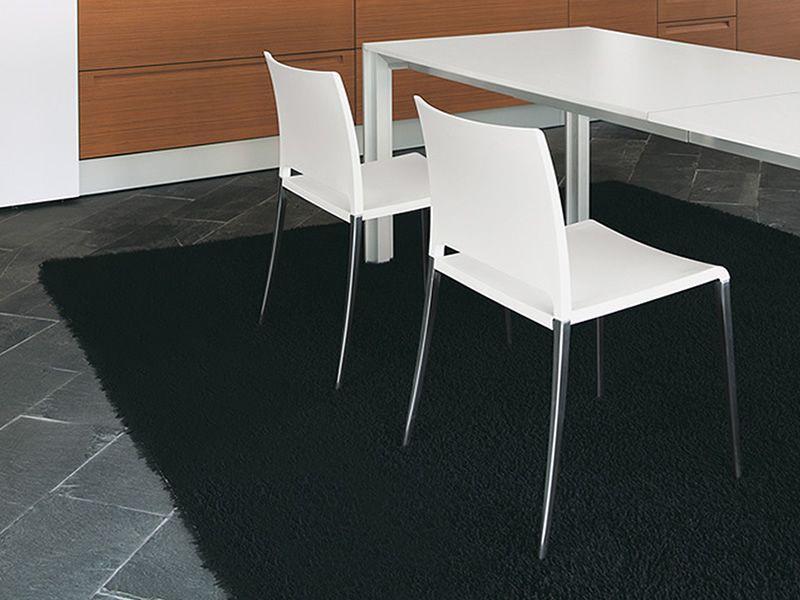 Matrix tavolo tavolo pedrali allungabile in alluminio - Tavolo vetro temperato opinioni ...