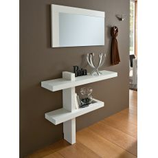 PA240 | Entrance furniture with mirror and hangers, in several colours