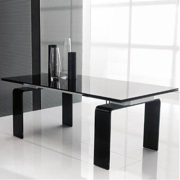 8003 temple tavolo design tonin in vetro diverse misure - Tavolo vetro temperato opinioni ...