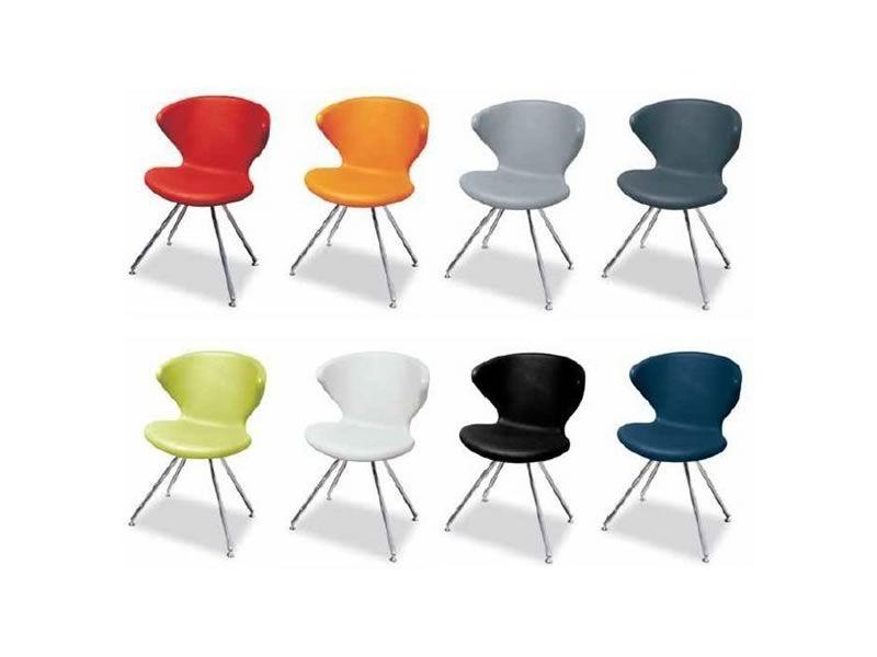 Concept sedia design di tonon in metallo e poliuretano for Sedie design opinioni