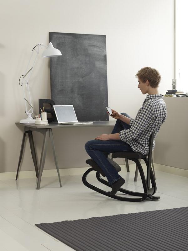 Variable™ Balans® S: Sedia ergonomica Variér® Variable™Balans®, con schienale - Sediarreda