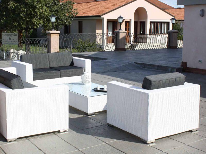 Set Divani Giardino Offerte: Salotti da giardino sedia divano ...