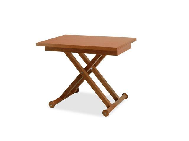 Roma mesa extensible y regulable en altura sediarreda - Mesa extensible color cerezo ...