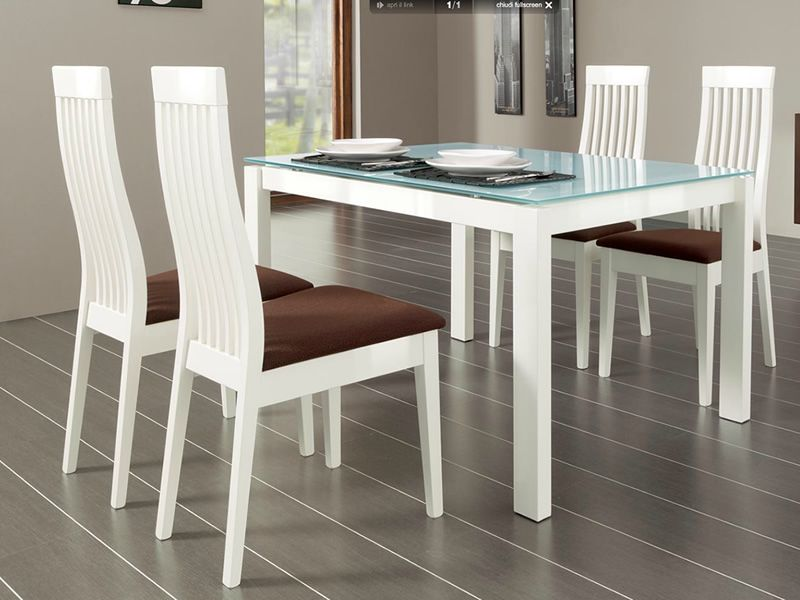 Cs279 chicago sedia calligaris in legno diverse sedute for Sedie bianche design