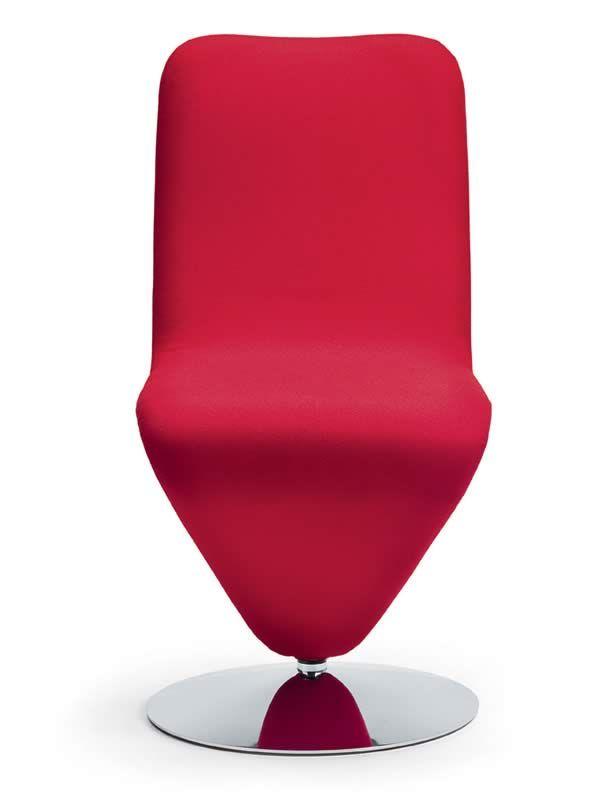 chaise tournante midj rev tue de cuir cuir co responsable ou de tissu f12 sediarreda. Black Bedroom Furniture Sets. Home Design Ideas