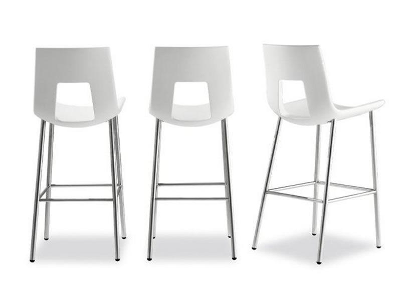 Nine eighteen sgabello design di tonon in metallo e for Sgabelli design offerta