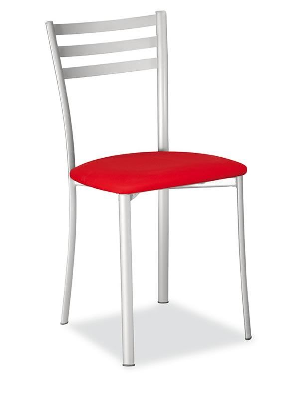 Sediarreda sedie tavoli e complementi d 39 arredo vendita for Sedie struttura acciaio satinato