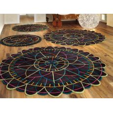 Portofino Multicolor | Design rug by Natalia Pepe, available in several sizes