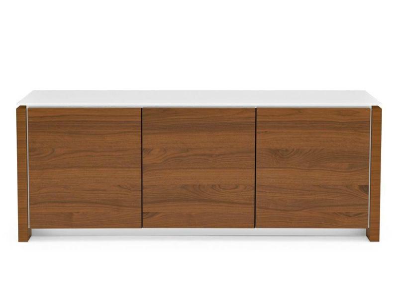 Cs6029 1 mag mobile credenza calligaris in legno e - Mobili da ingresso calligaris ...
