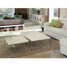 Sushi-L   Tavolino moderno Domitalia, 60x60 cm