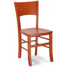 MU80 | Wooden chair, several colours and seats