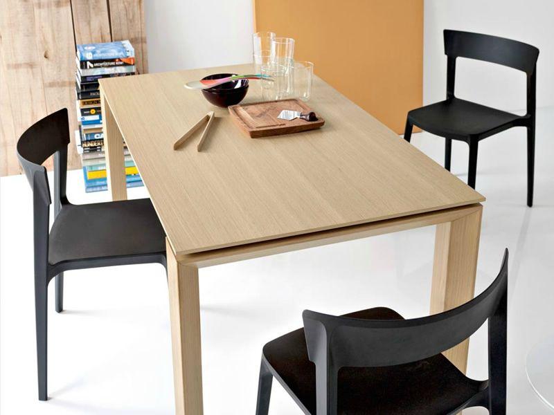 Articolo non trovato o non pi disponibile sediarreda for Tavolo 140x80 allungabile legno