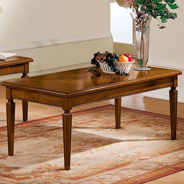 Iacco table basse classique en bois diff rent taille - Table basse classique ...