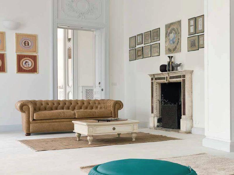 4382 messier divano chester in pelle vintage a 2 o 3 - Divano pelle vintage ...