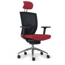 ML475 | Executive office chair with headrest, PROMPT DELIVERY