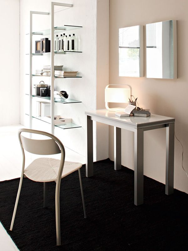 Cs4059 ml 130 baronx tavolo a consolle calligaris in for Consolle calligaris offerta