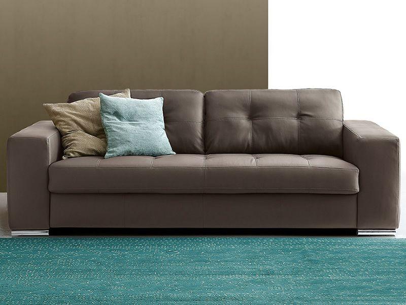 campania canap lit 2 places 3 places ou 3 places xl en tissu ou similicuir dehoussable. Black Bedroom Furniture Sets. Home Design Ideas