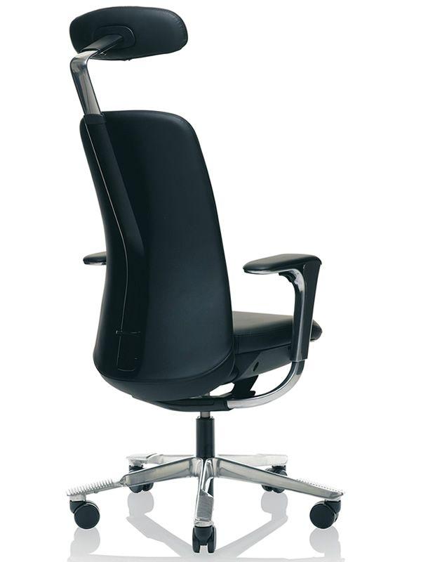 Sofi ® Polished - Sedia ufficio ergonomica HÅG, anche con poggiatesta, diversi colori - Sediarreda