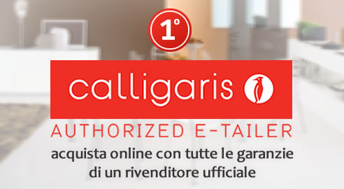 Calligaris authorized e-tailer