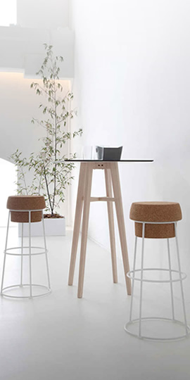 Stools  raise your point of view