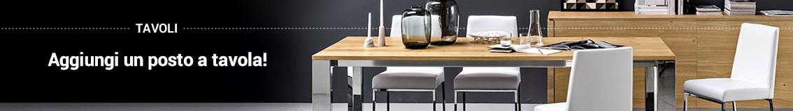 Tavoli: Forme e Misure per Ogni Stile