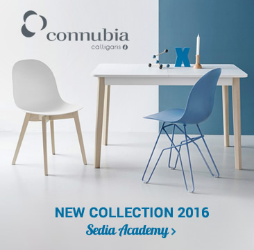 NEW COLLECTION 2016 Sedia Academy