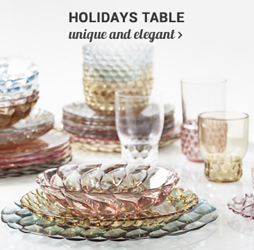Holidays table unique and elegant »