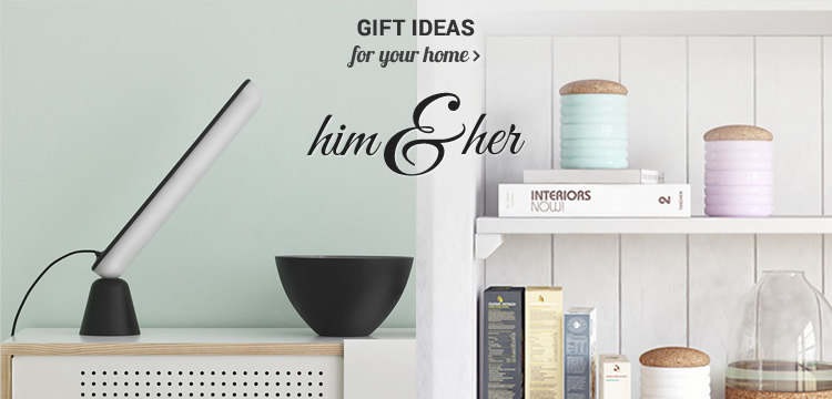 Gift Ideas for your home him & her »