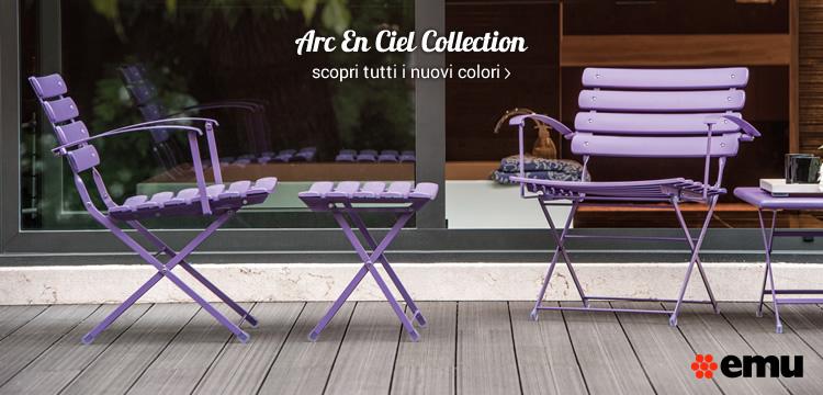 Arc En Ciel Collection Scopri tutti i nuovi colori »