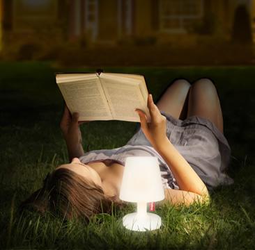 Plays of light  outdoor lighting