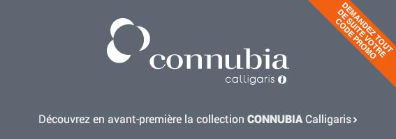 Découvrez en avant-première la collection CONNUBIA Calligaris