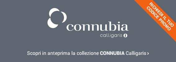 Scopri in anteprima la collezione CONNUBIA Calligaris