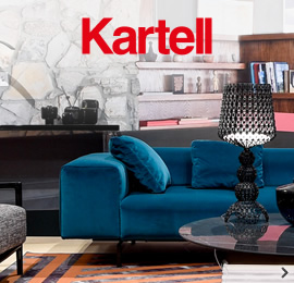 ON THE SPOTLIGHT  - Kartell