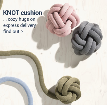 KNOT... cozy hugs on express delivery