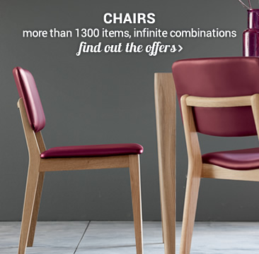 CHAIRS more than 1300 items »