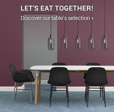 TABLE COLLECTION + 500 items: let's find the perfect one for you  »