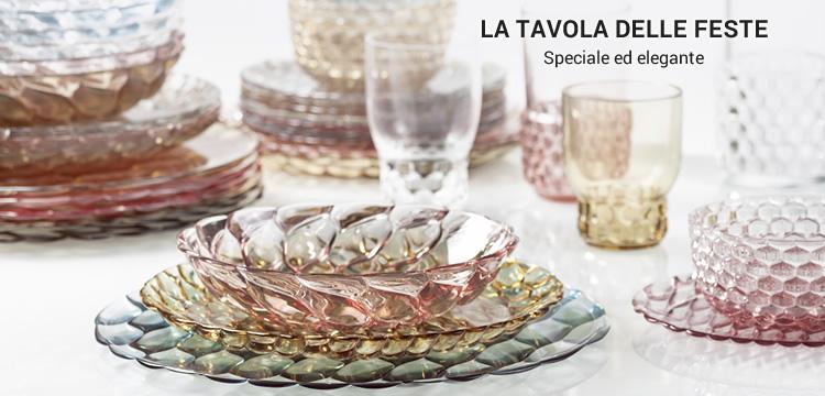LA TAVOLA DELLE FESTE speciale ed elegante